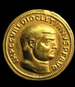 Coin of Diocletian