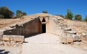 Mycenae Treasury of Atreus