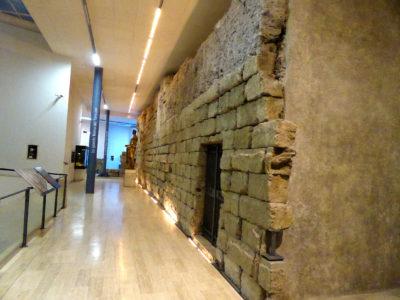 Temple of Jupiter Capitolinus in the Capitoline Museum.