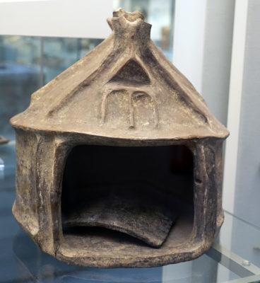 Hut-urn from Alban Hills