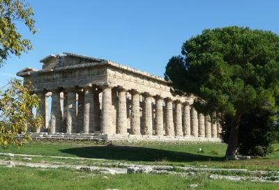 Paestum: Temple of Zeus/Neptune
